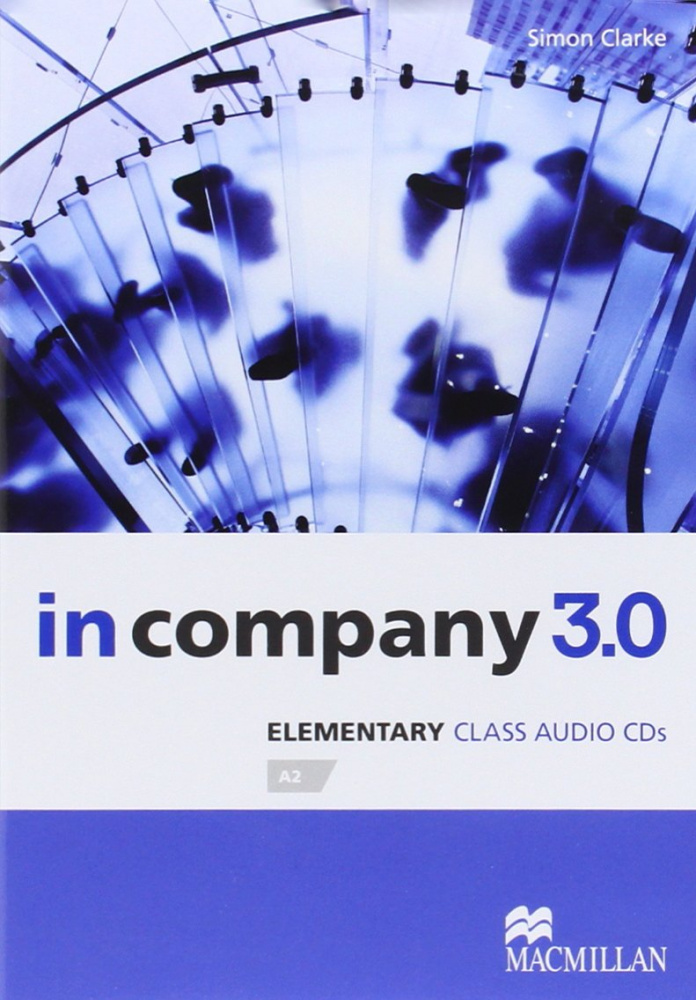 In Company 3.0 Elementary Class Audio CD