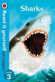 Ladybird: Read It Yourself. Sharks  (HB)