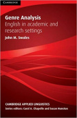 Cambridge Applied Linguistics: Genre Analysis: English in Academic and Research Settings