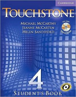 Touchstone Level 4 Student's Book with Audio CD/CD-ROM