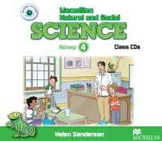 Macmillan Natural and Social Science 4 Class CD