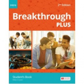 Breakthrough Plus 2nd Edition Intro Student's Book