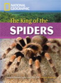 Fotoprint Reading Library C1 The King Of The Spiders