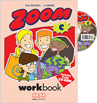 Zoom C Workbook with Student's audio CD/CD-Rom