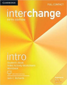 Interchange 5th Edition Intro Full Contact with Online Self-Study