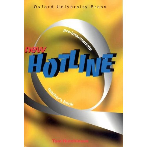 New Hotline Pre-Intermediate Teacher's Book
