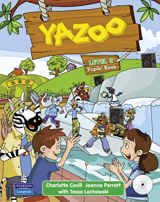 Yazoo 3 Pupils' Book (with audio)
