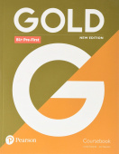 Gold New Edition B1+ Pre-First Student's Book