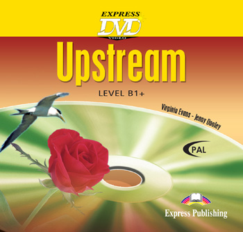 Upstream Intermediate B1+ DVD Video PAL