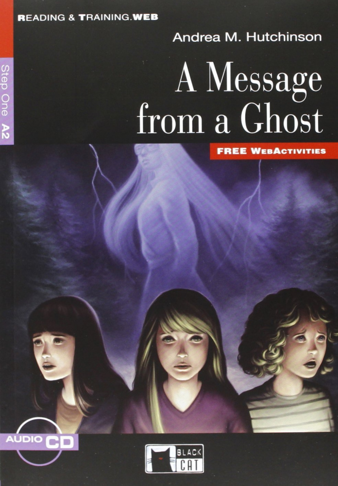 Reading & Training Step 1: A Message from a Ghost + Audio CD