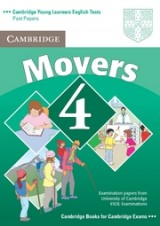 Cambridge Young Learners English Tests (Second Edition) Movers 4 Student's Book