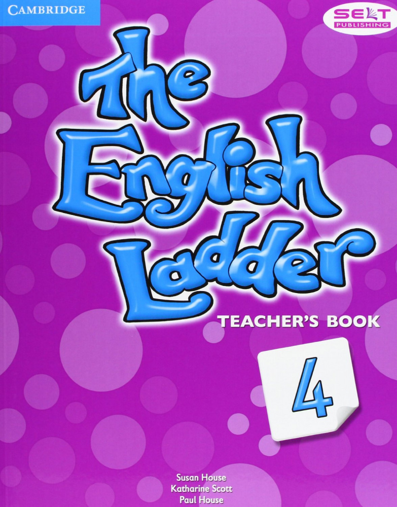 The English Ladder 4 Teacher's Book