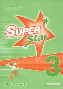 Super Star 3 Workbook