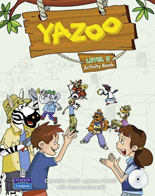 Yazoo 3 Activity Book (with CD-ROM)
