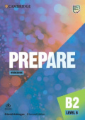 Prepare 2nd Edition 6 Workbook with Audio Download