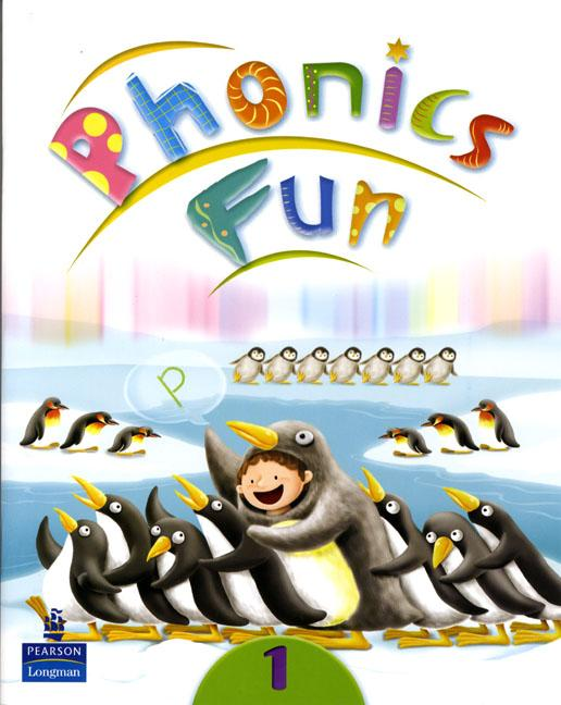 Phonics Fun 1 Student Book