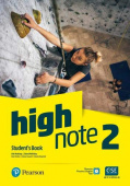 High Note 2 Student's Book with Basic PEP Pack