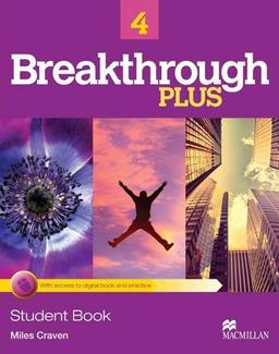 Breakthrough Plus Level 4 Student's Book Pack