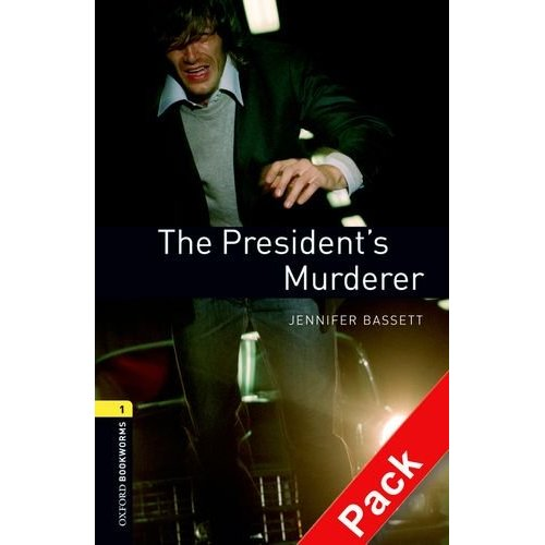 The President's Murderer Audio CD Pack
