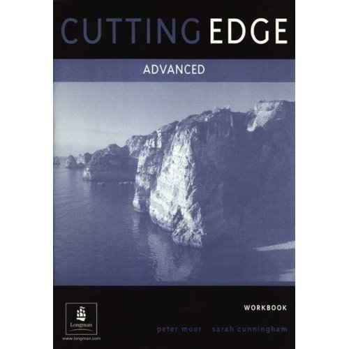 Cutting Edge Advanced Workbook without Answer Key