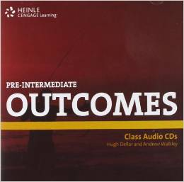 Outcomes Pre Intermediate: Class CD