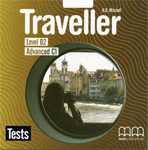 Traveller B2 - Advanced C1 Tests CD/CD-ROM