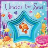 Peek-a-boo Friends: Under the Sea