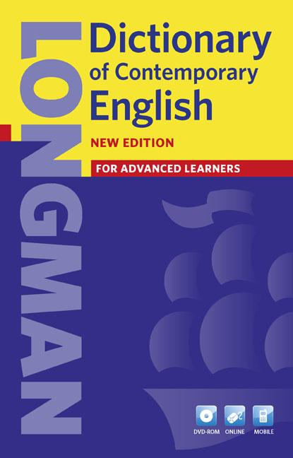 Longman Dictionary of Contemporary English 5th Edition Paper with DVD-ROM