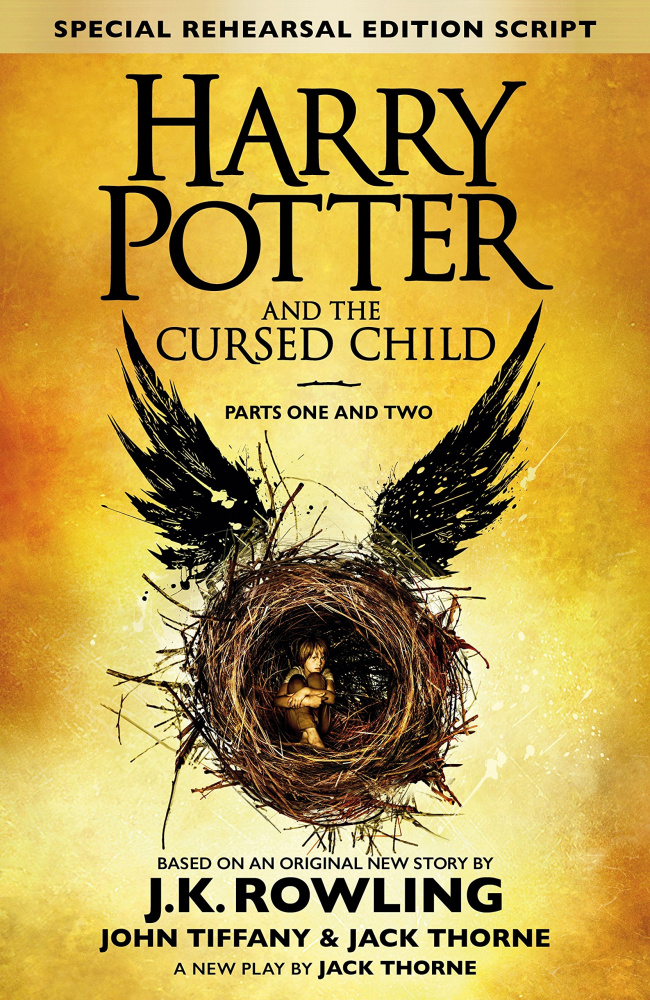 Harry Potter and the Cursed Child - Parts One and Two (Hardcover)