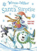 Winnie and Wilbur: The Santa Surprise (Hardback)