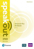 Speakout Second Edition Advanced Plus Workbook with Key