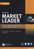 Market Leader 3rd Edition Elementary Flexi Coursebook with Practice File A with DVD-ROM and Audio CD