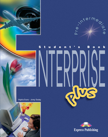 Enterprise Plus Student's Book (+Audio CD)