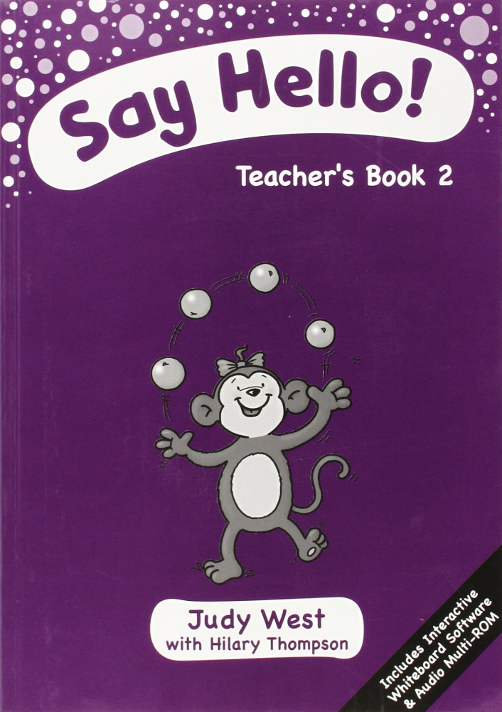 Say Hello! Level 2 Teacher's Book