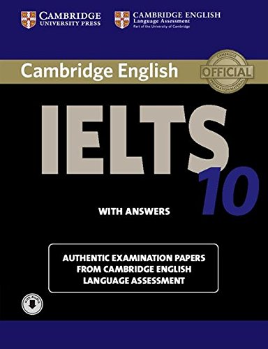 Cambridge IELTS 10 Student's Book with Answers with Downloadable Audio