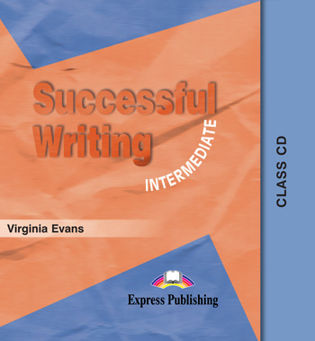 Successful Writing Intermediate Class Audio CD
