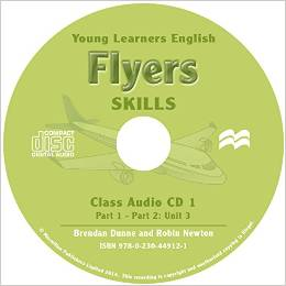 Young Learners English Skills Flyers Audio CD (2)