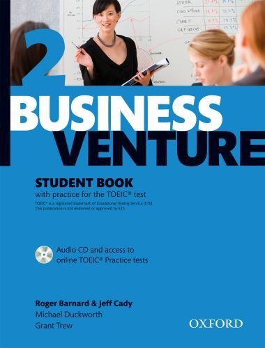 Business Venture (Third Edition) 2 Pre-Intermediate Student's Book Pack