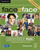 face2face Second Edition Advanced Presentation Plus
