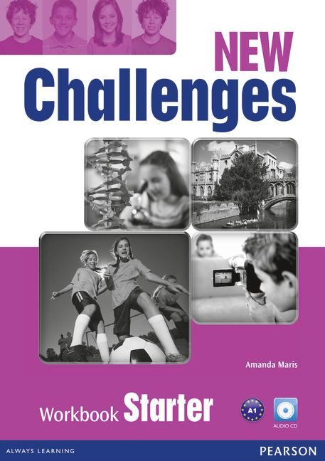 New Challenges Starter Workbook (with Audio CD)