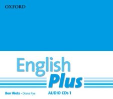 English Plus 1 Class Audio CDs (3)