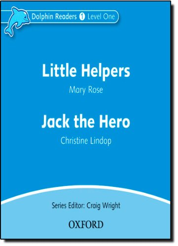 Dolphin Readers 1 Little Helpers & Jack the Hero - Audio CD