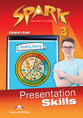 Spark 3 (Monstertrackers) Presentation Skills Student's Book