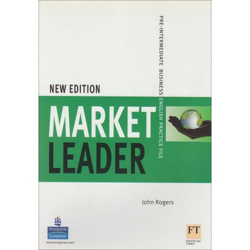 New Market Leader Pre-Intermediate Practice File