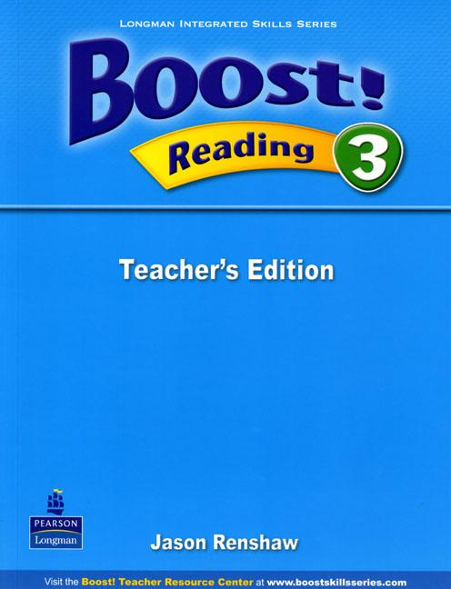 Boost Reading 3 Teacher's Edition