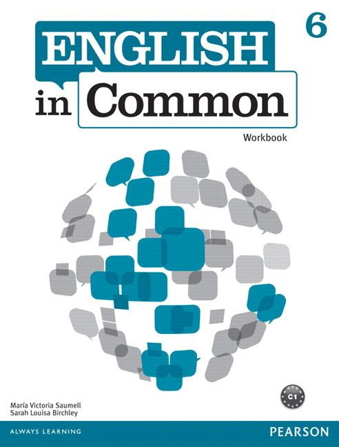 English in Common 6 Workbook