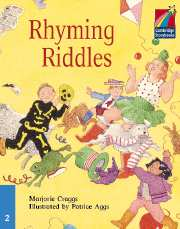 Cambridge Storybooks Level 2 Rhyming Riddles