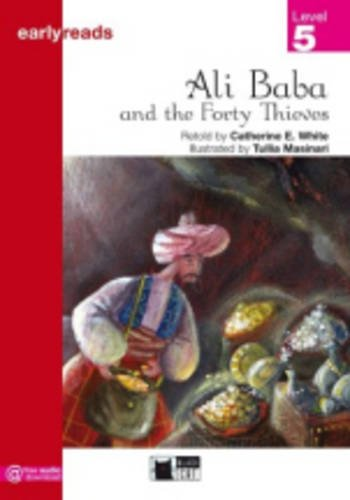 Black Cat Earlyreads Level 5: Ali Baba and the Forty Thieves