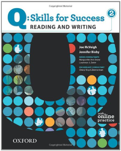 Q: Skills for Success Reading and Writing 2 Student Book with Online Practice