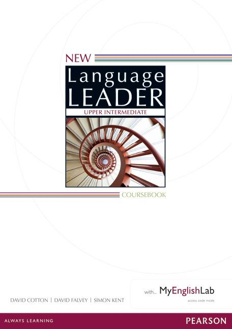 New Language Leader Upper Intermediate Coursebook with MyEnglishLab